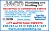 Jaco Plumbing & Heating Ltd