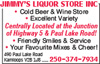 Jimmy's Liquor Store Inc