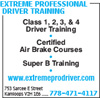 Extreme Professional Driver Training