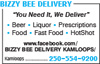 Bizzy Bee Delivery