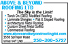 Above & Beyond Roofing Ltd