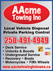 Aacme Towing Inc
