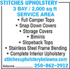Stitches Upholstery