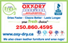 Oxy-Dry (R) Cleaning Ltd