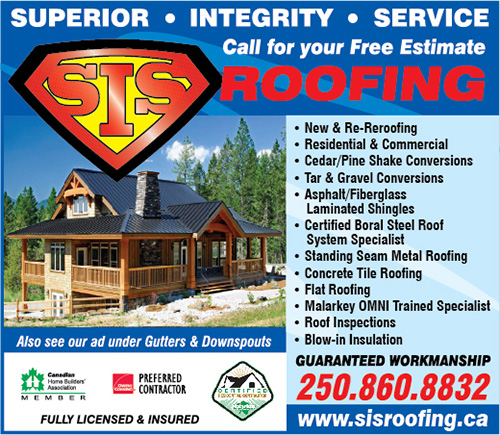 SIS Roofing