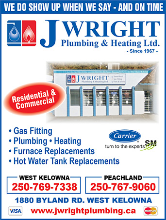 J Wright Plumbing & Heating (1984) Ltd