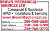 Brown Mechanical Services Ltd