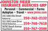 Johnston Meier Insurance Agencies Group