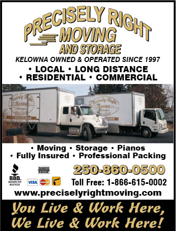 Precisely Right Moving And Storage Ltd