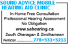 Sound Advice Mobile Hearing Aid Clinic
