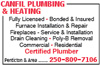 Canfil Plumbing & Heating