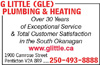 G Little (GLE) Plumbing and Heating