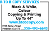 B To B Copy Services