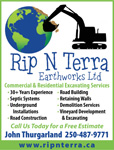 Rip N Terra Earthworks Ltd