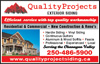 Quality Projects Exterior Siding