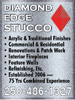 Diamond Edge Stucco