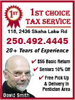 1st Choice Tax Service