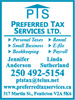Preferred Tax Services Ltd