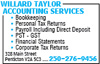 Willard Taylor Accounting Services