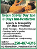 Green Gables Day Spa