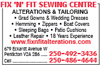 Fix 'N' Fit Sewing Centre