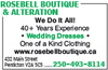 Rosebell Boutique & Alteration
