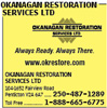 Okanagan Restoration Services Ltd