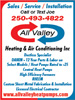 All Valley Heating & Air Conditioning Inc