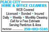 Peach City Home And Office Cleaners