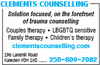 Clements Counselling