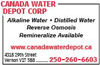 Canada Water Depot Corp