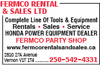 Fermco Rental & Sales Ltd