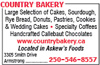 Country Bakery