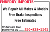 Enderby Imports