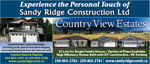 Sandy Ridge Construction Ltd