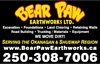 Bear Paw Earthworks Ltd