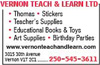 Vernon Teach & Learn Ltd