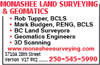 Monashee Land Surveying and Geomatics Ltd