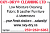Oxy-Dry Cleaning Ltd