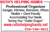 Ruth's Helping Hands
