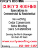 Curly's Roofing