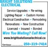 Bright Solutions Electrical