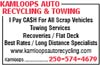 Kamloops Auto Recycling & Towing