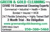 Green & Gold Cleaning