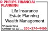 R Phelps Financial Planning