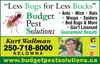 Budget Pest Solutions