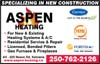 Aspen Heating & Sheet Metal Ltd