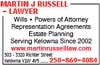 Martin Russell Law