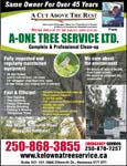A-One Tree Services Ltd