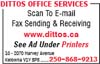 Dittos Office Services
